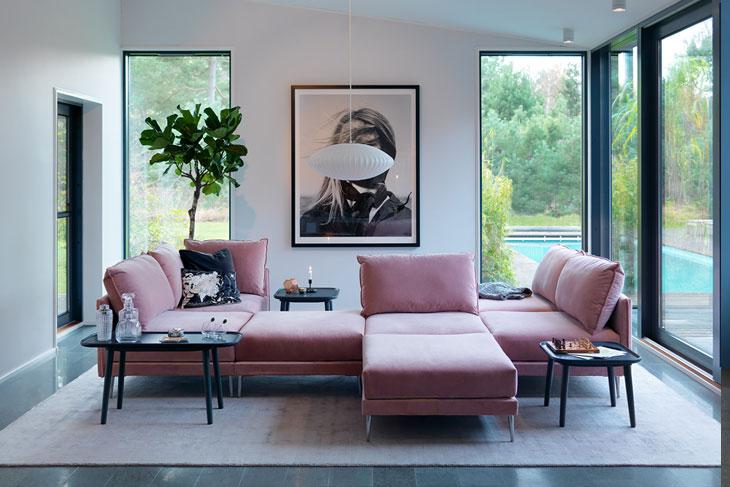 tout ce qu il faut savoir sur les canap s panoramiques modulables france canap. Black Bedroom Furniture Sets. Home Design Ideas