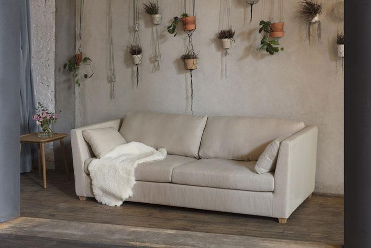 Salon blanc et taupe un choix moderne et tendance france canap - Salon blanc et taupe ...