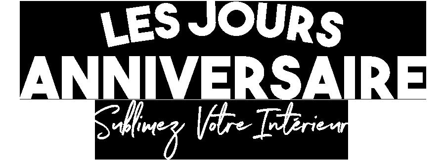 LES JOURS ANNIVERSAIRE - Jusqu'à 1200€ de remise sur canapés de qualité