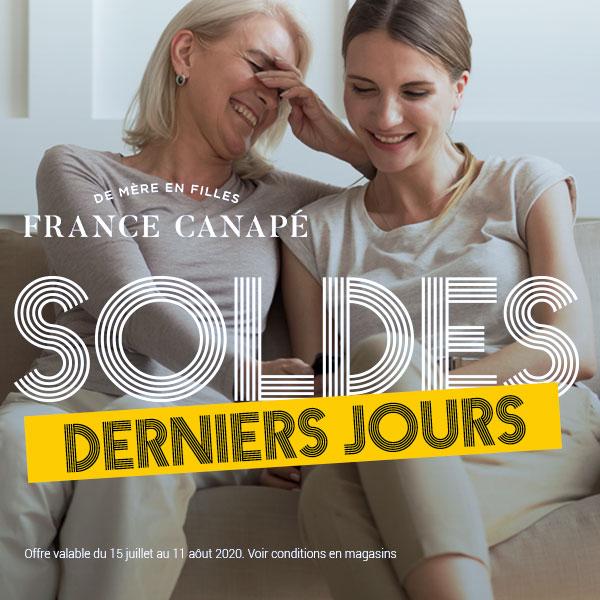 Solde Canapé 2020 - Paris Lyon